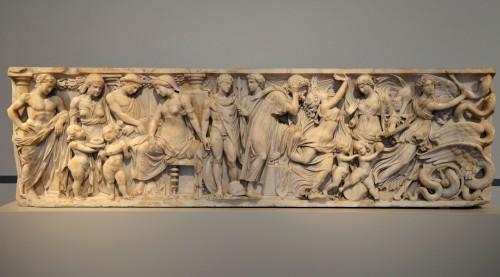 Sarcófago de Medea