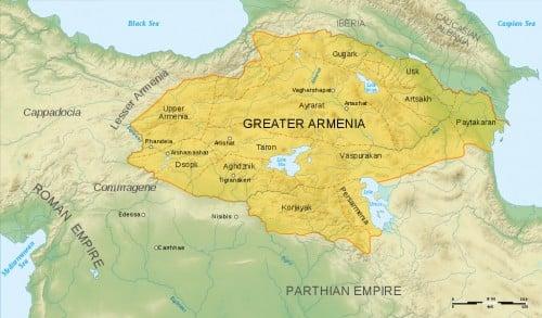 Arsacid Armênia