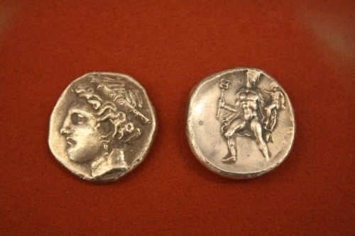 Pheneos Silver Stater