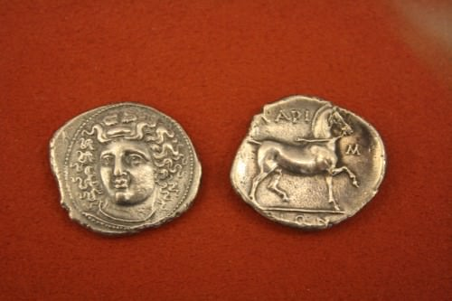 Thessalonian Silver Didrachm