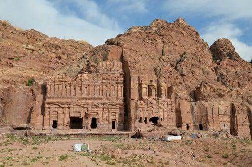Tumbas Nabateus de Petra