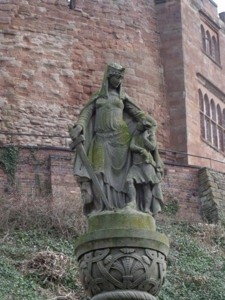 Statue of Aethelflaed