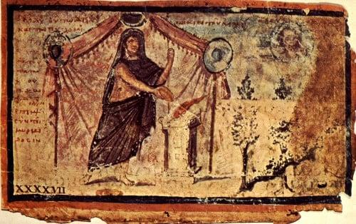 Ambrosian Iliad