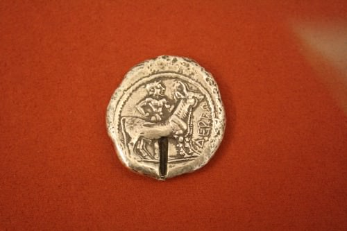 Macedonian Silver Dodecadrachm