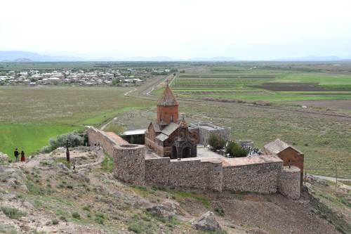 Armenia's Khor Virap Monastery