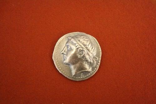 Spartan Silver Tetradrachm