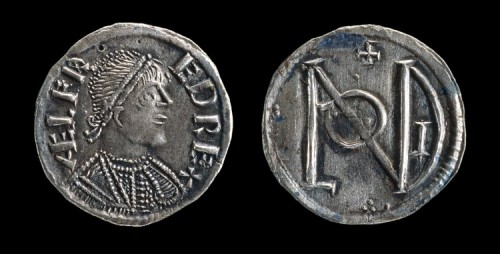 Silver Penny de Alfred el grande