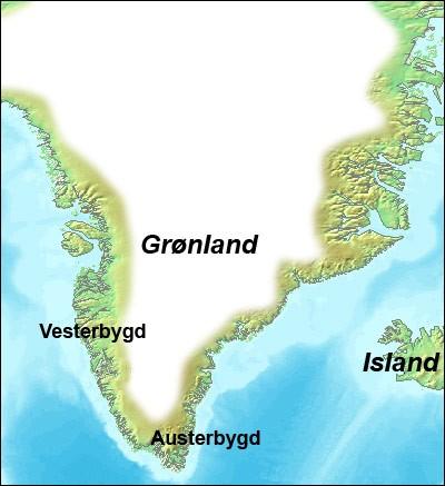 Viking Settlements in Greenland