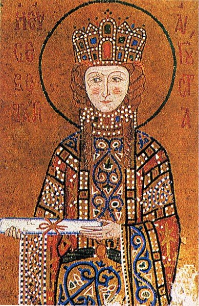 Emperatriz bizantina Irene