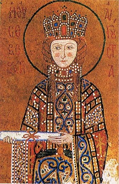 Imperatriz bizantina Irene