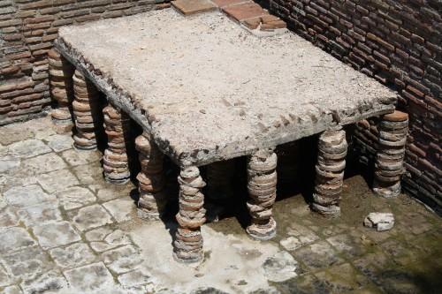 Roman Baths Floor, Butrint