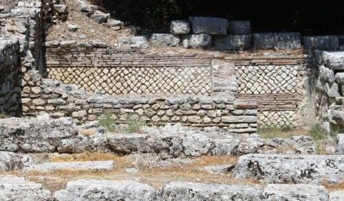Parede Romana Opus Mixtum