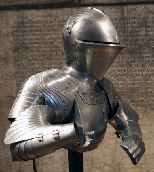 Jousting Armour