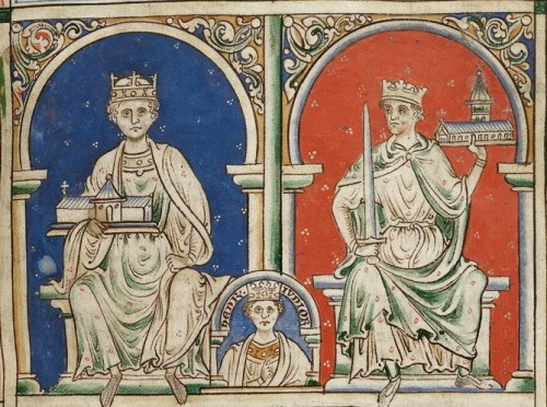 Henry II e Richard I