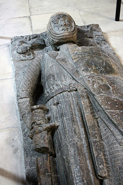Tumba de Sir William Marshal