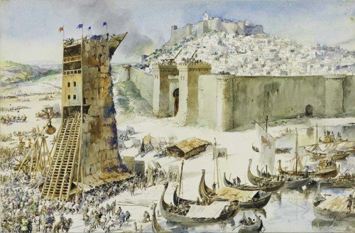 Asedio de Lisboa, 1147 CE