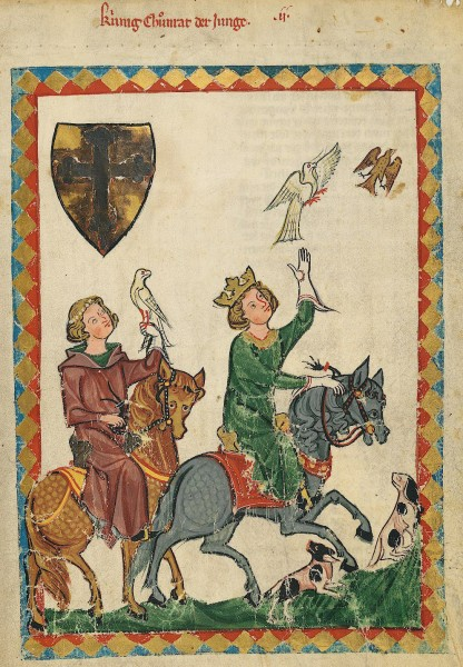 Falcoaria medieval