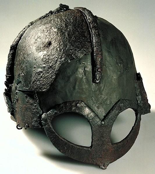 Capacete Viking Age