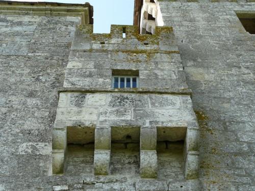 Medieval Castle Latrine