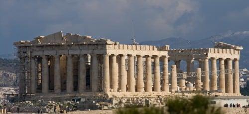 O Partenon