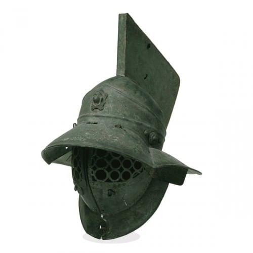 Casco de Gladiador Samnite