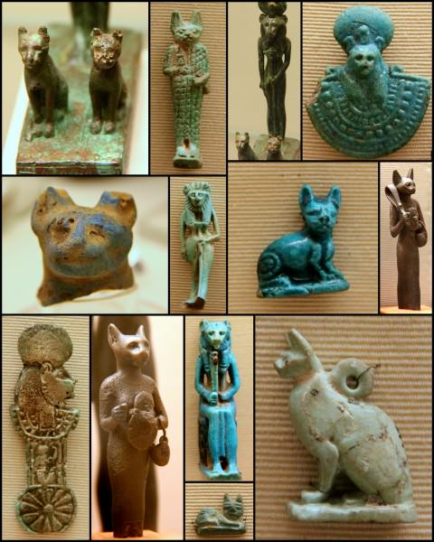 Bastets y Sekhmets