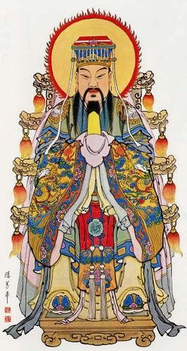 O imperador de jade