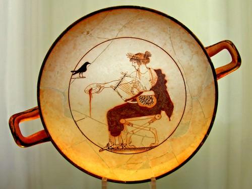 Apollo con Lyre
