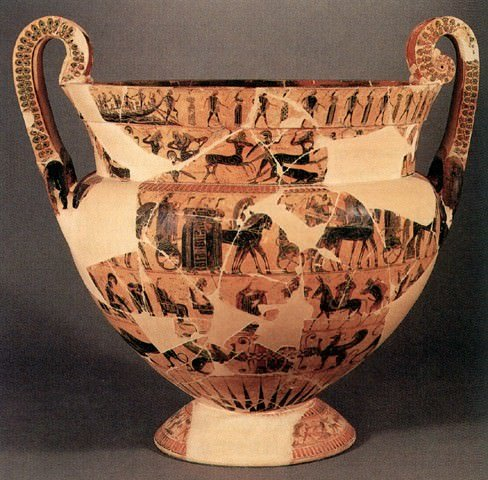 Francois Vase Ancient History Encyclopedia