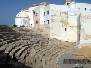 Roman theatre, Gades (Rafael)