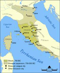 Etruscan Civilization (NormanEinstein)