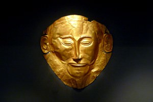 Death Mask of Agamemnon (Xuan Che)