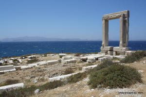 Temple of Apollo, Naxos ()