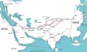 The Silk Road (Shizhao)