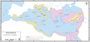 Empire of Justinian I (US Military Academy)
