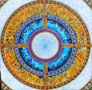 The Four Elements (Mana Lesman)