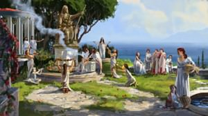 Greek Religious Festival (The Creative Assembly)