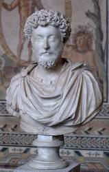 Roman Emperor Marcus Aurelius (Bibi Saint-Pol)