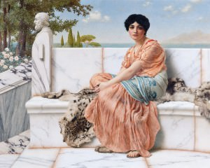 Sappho (John William Godward)