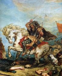 Attila the Hun (Eugene Delacroix)