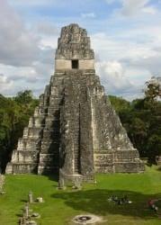 Temple I, Tikal (Dave Jimison)