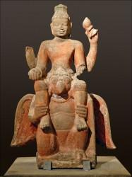 Vishnu Riding Garuda (Jean-Pierre Galbéra)