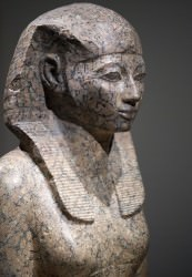 Portrait of Queen Hatshepsut (Rob Koopman)