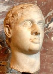 Ptolemy XII Bust ()