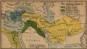 The Oriental Empires (PCL Map Collection)