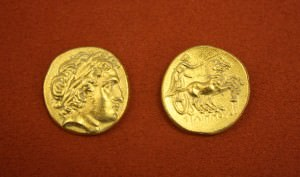 Macedonian Gold Stater ()