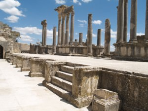 Theatre of Dougga (Graham Claytor)