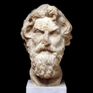 Antisthenes (Trustees of the British Museum)