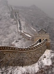 The Great Wall of China (Steve Webel)