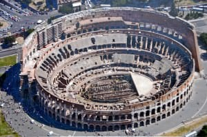 The Colosseum or Flavian Amphitheatre (Dennis Jarvis)